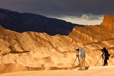 Photographers in Death Valley
