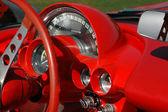 Photo Sports car dash