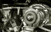 Photo Vehicle engine