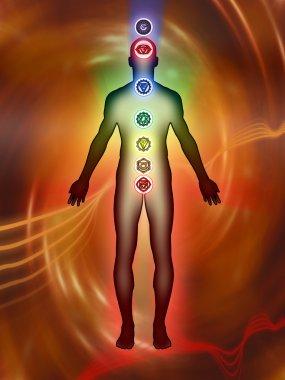 Chakra energy