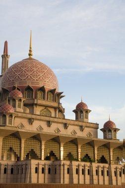 Putrajaya famous landmark in malaysia