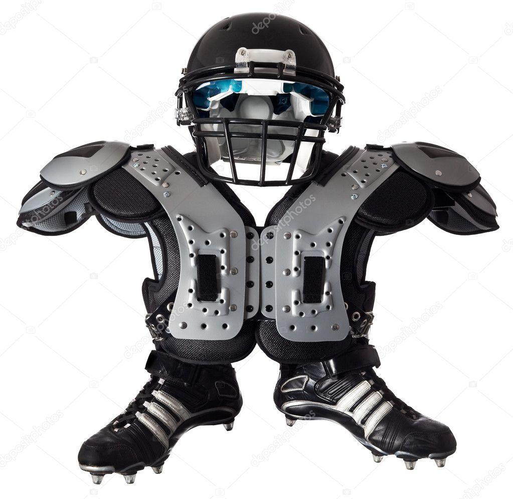 american football equipment  u2014 stock photo  u00a9 wacpan  2210482