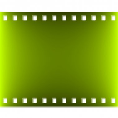 Seamless pattern from close up of photographic or cinema film stock vector