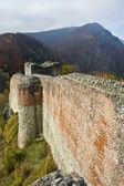 Ruinen von Draculas Festung