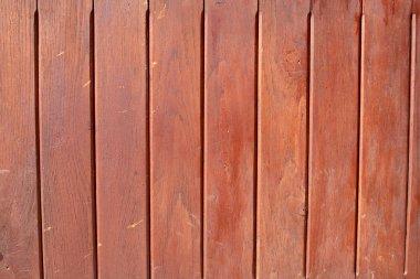 Wooden textured background - red