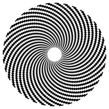 Optical art series: Sphere