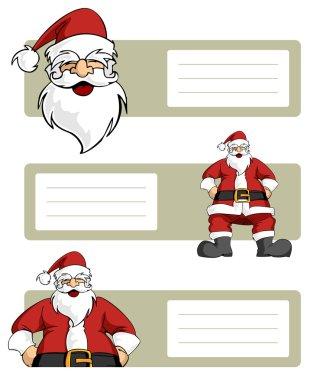 Christmas series: Santa Claus character