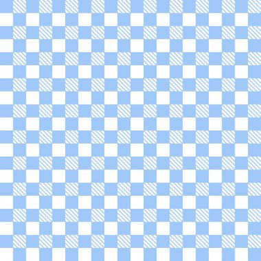 Table cloth background, geometrical abst
