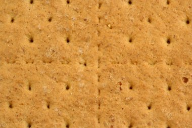 Graham cracker background