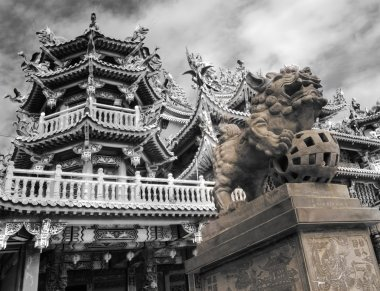 Chinese traditional temple