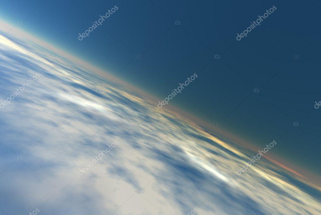 Atmosphere background