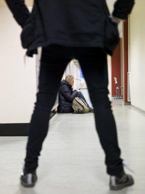 Getting bullied at school