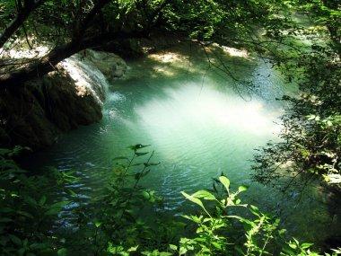 Waterfalls near Krushuna