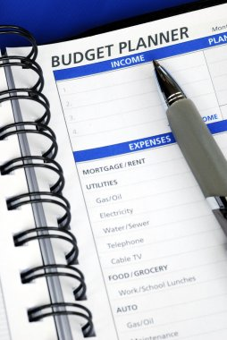 Do the budget planning