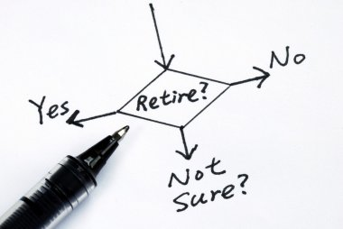 The risk to take retirement