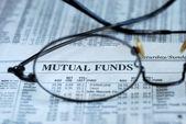 Fokus auf Investmentfonds