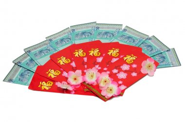 Red packet or ang pow