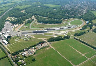Brands Hatch Aerial