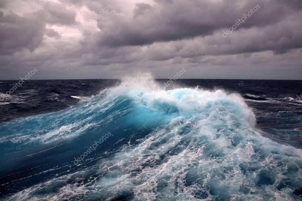 Фотообои Sea wave