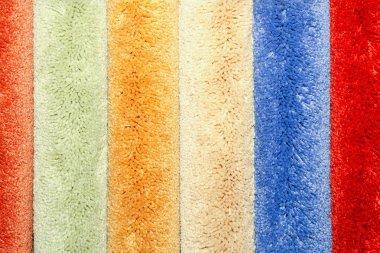 Bushy carpets