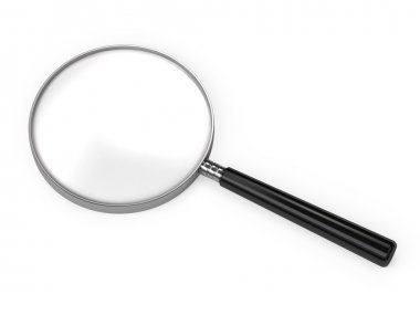 Magnifying Glass, high quality 3d render