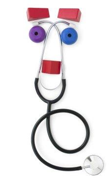 Friendly Pediatric Stethoscope