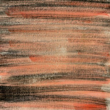 Red and black painted paper texture
