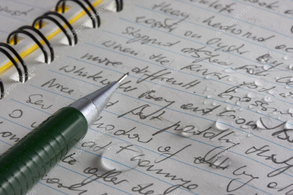 autobiography of a pencil essay