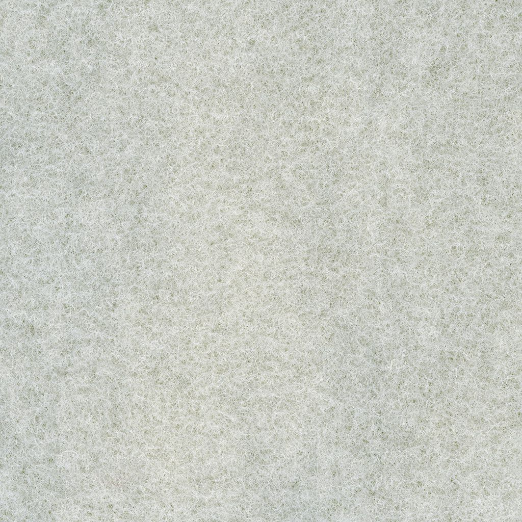 White filter material texture