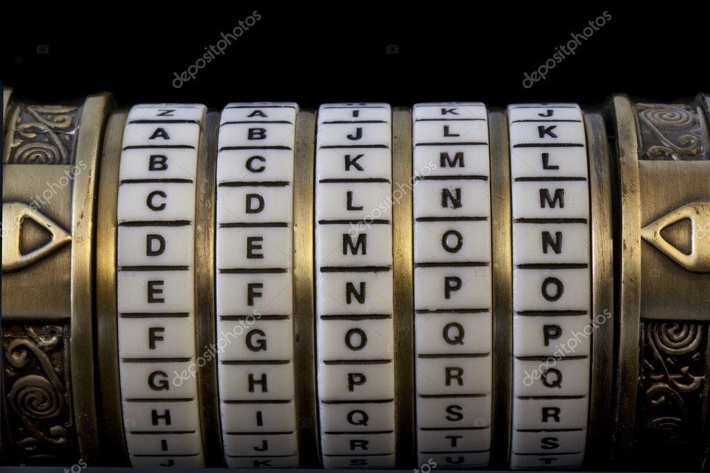 Demon - password to combination puzzle