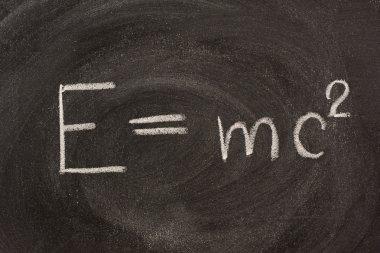 Albert Einstein physical formula