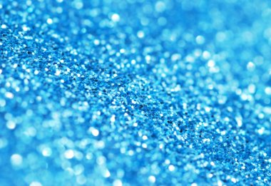Glitter abstract