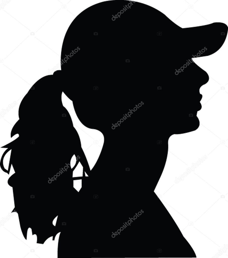 Girl profile