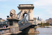 Fényképek a budapesti panorámát