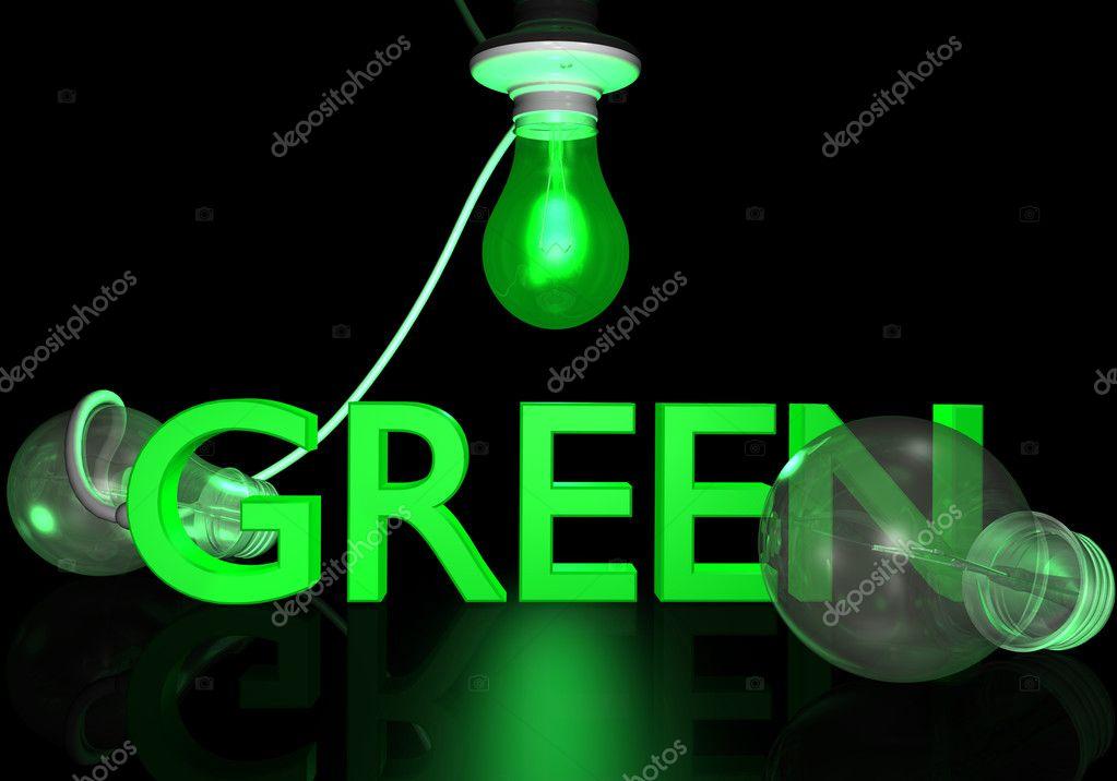 Go Green Light Bulbs