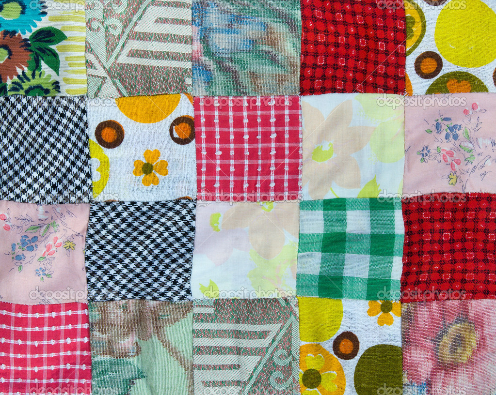 patchwork background stock photo ruthblack 2259643. Black Bedroom Furniture Sets. Home Design Ideas