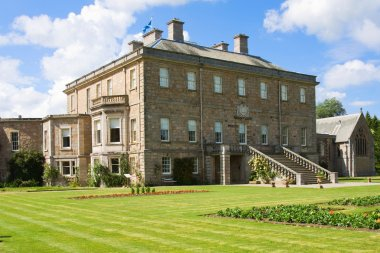 Haddo House in Scotland