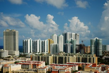 Cityview of Sunny Isles Beach, Florida