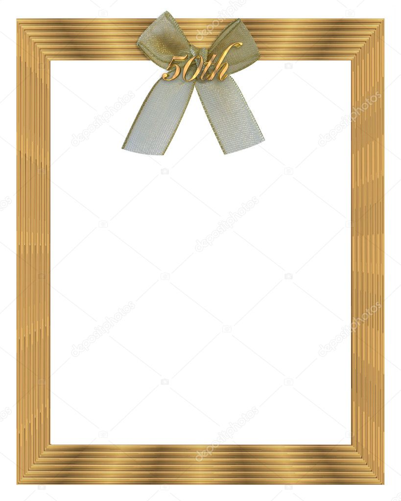 50 Rama Rocznica ślubu Zdjęcie Stockowe Irisangel 2126706