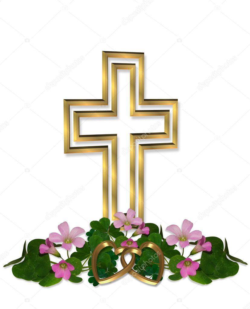 Fondos Para Tarjetas De Invitacion Cristianas Cruz