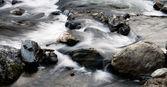 Fotografia flusso del fiume