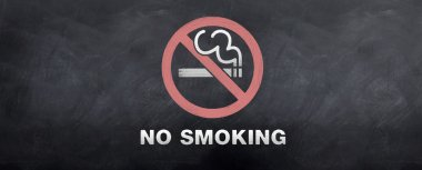 No Smoking Sign Symbol