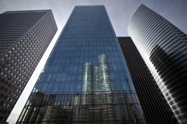 Futuristic Corporate Buildings
