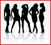 Fotografie Group of women