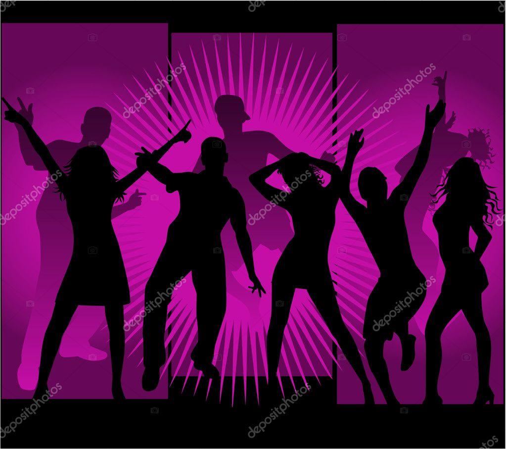 tiempo de fiesta — Archivo Imágenes Vectoriales © pablonis #2067440