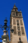 Fotografie die Giralda in Sevilla