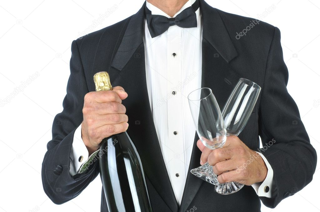 Champagne Tuxedo