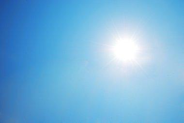 Direct sun light