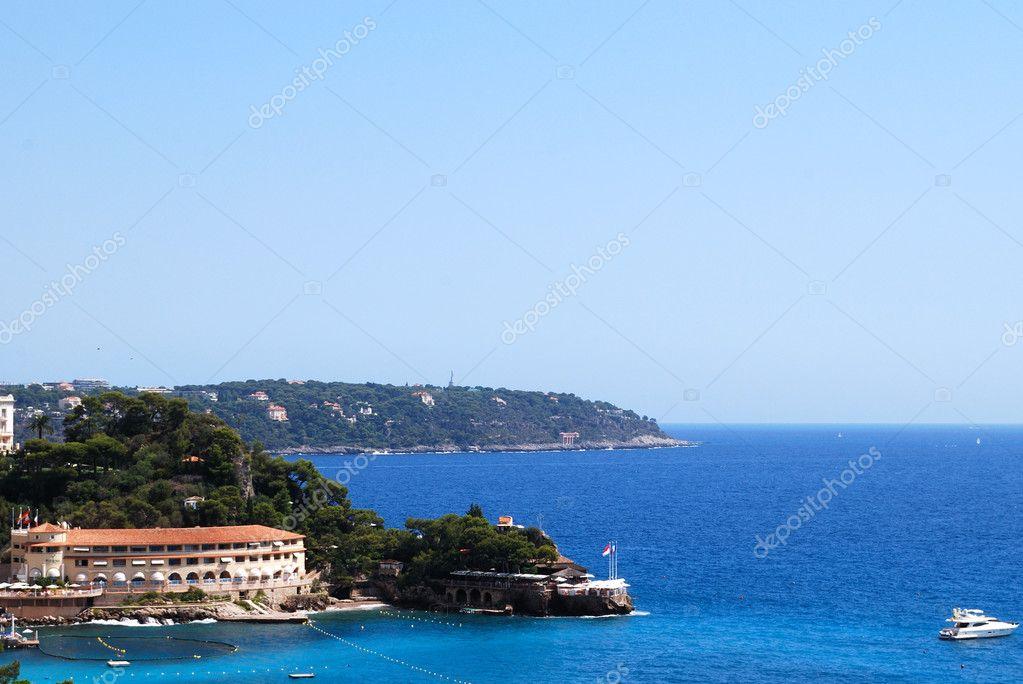 Monaco, France and Italy - mediterranean
