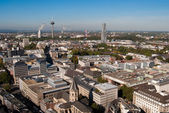 Fotografie Kölner Stadtansicht von Kölner Dom